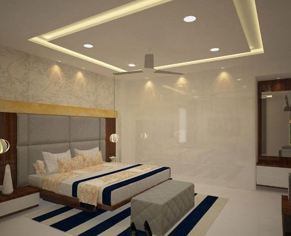 Easy Ceiling Decor For Bedroom
