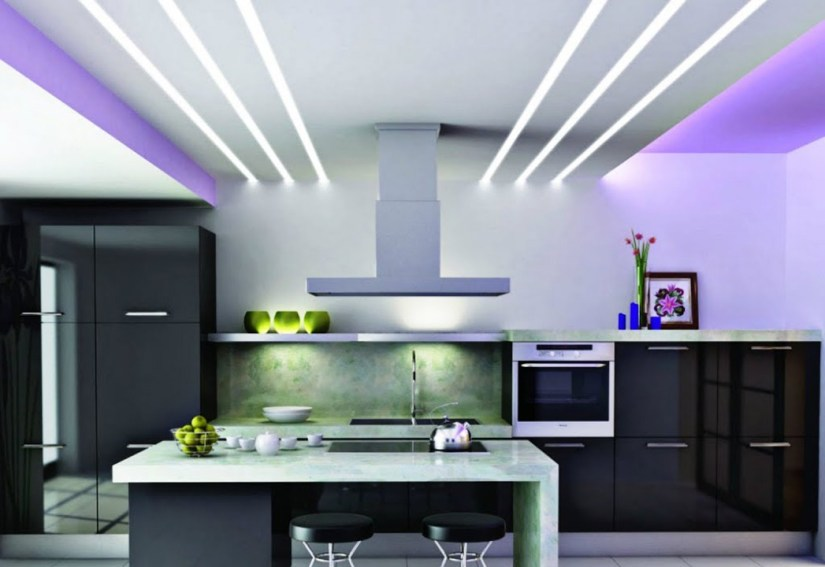 Gorgeous Kitchen Ceiling Design Ideas