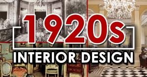 1920s Interior Design