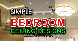 Simple Bedroom Ceiling Designs