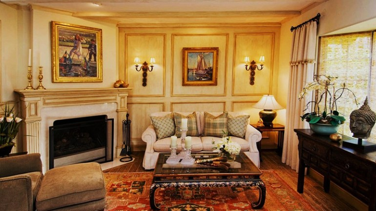 Traditional Room Decoration Ideas