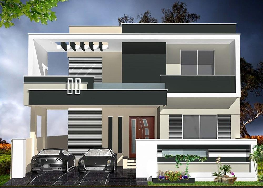10 Marla House Style