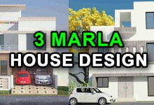 3 Marla House Design