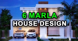6 Marla House Design