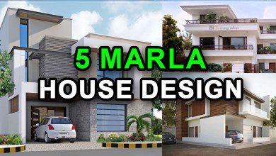 Photo of Best 5 Marla House Design Ideas