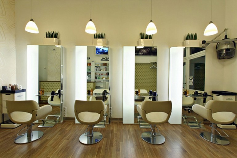 Cool Salon Interior Design