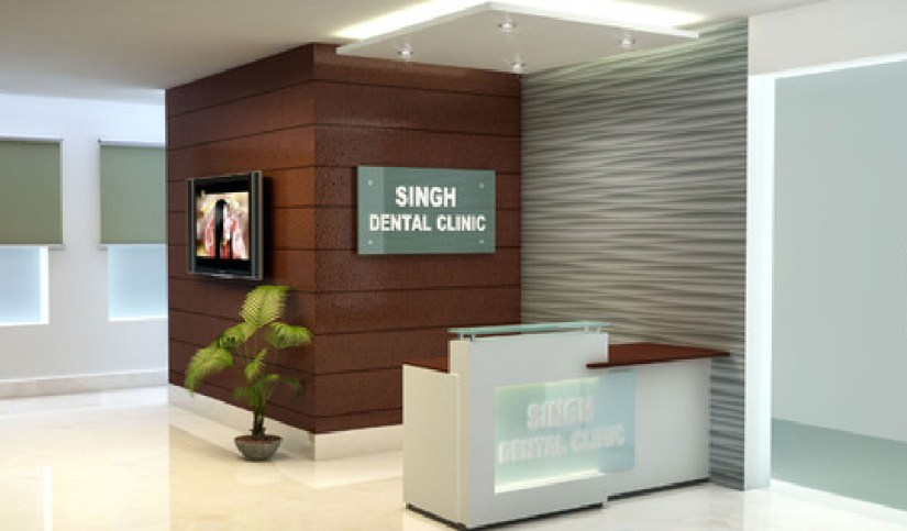 Dental Office Entrance Design