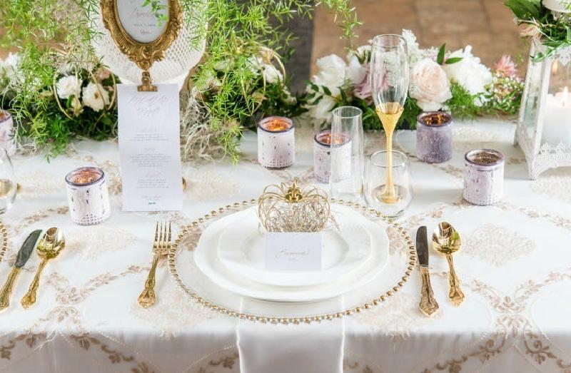 Fairytale Wedding Decor