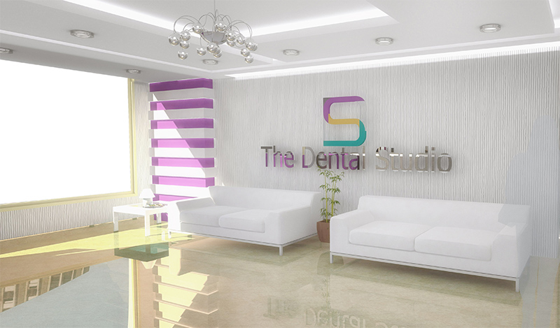Modern Dental Clinic Interior Design