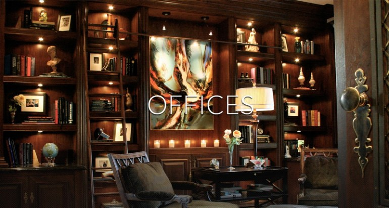 Offices at Home Interior Designs