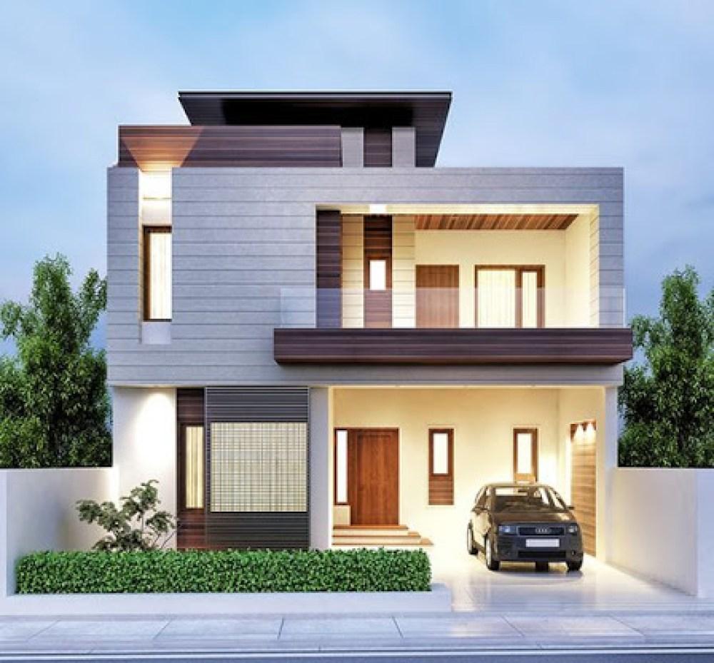 Stylish 10 Marla House Elevation