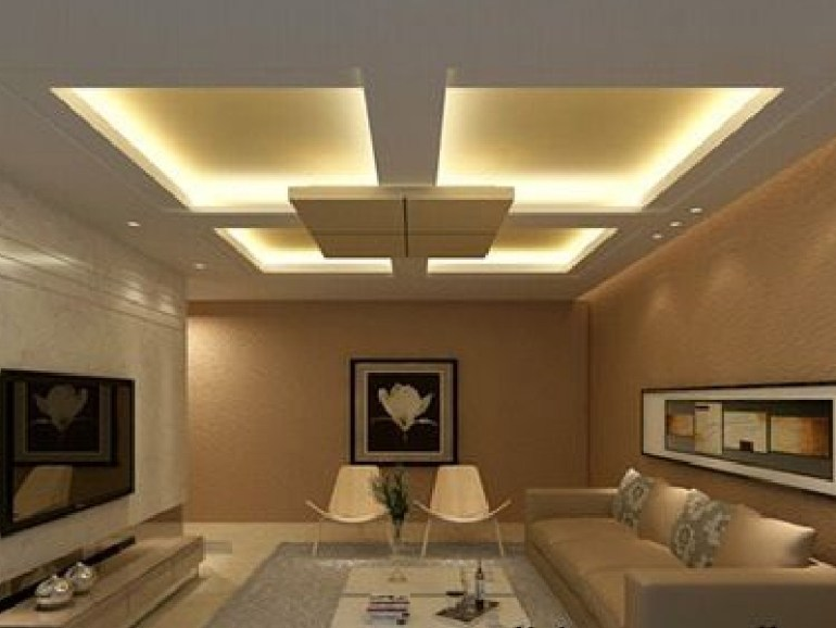 led ceiling design