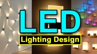Photo of Amazing LED Lighting Design Ideas