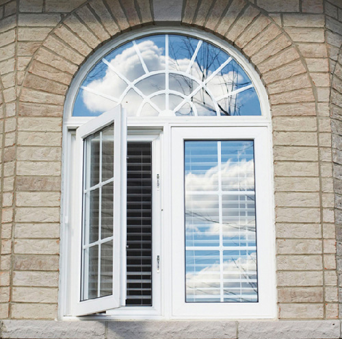 Architectural Window Design for Bungalow