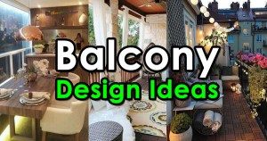 Balcony Decoration Ideas with Plants