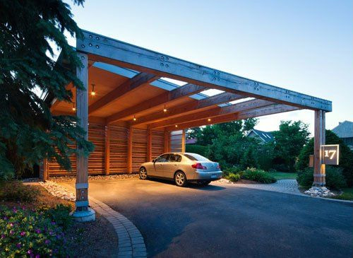 Car Porch Design