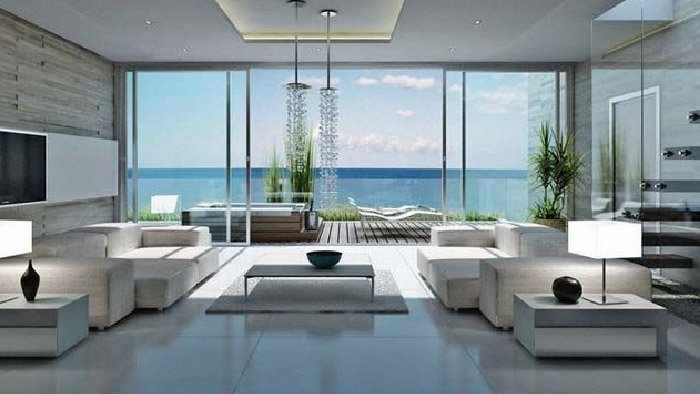 Contemporary Drawing Room Design