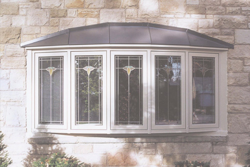 Exterior Design Of Bay Window