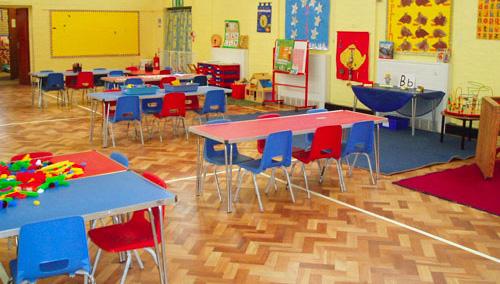 Junior School Class Room