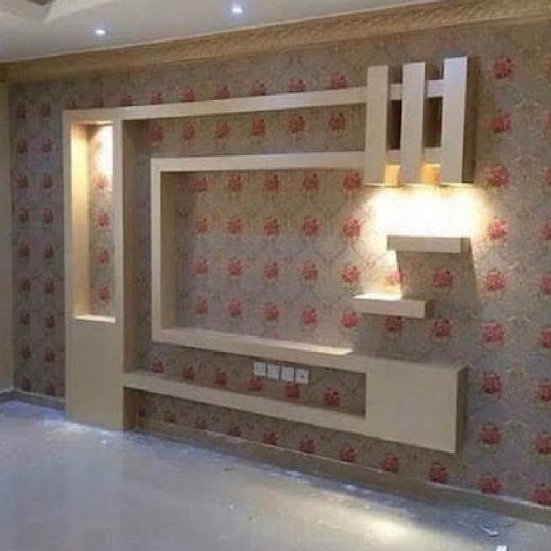 Media Wall Lighting Design
