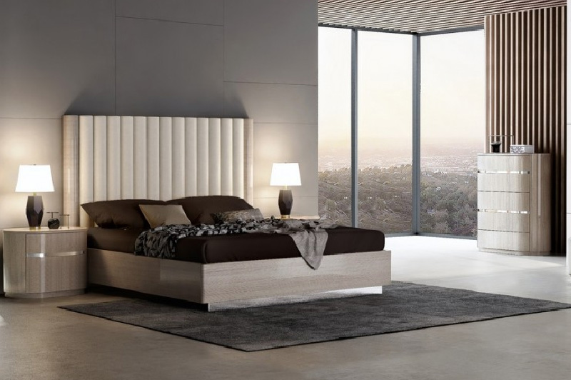 Modern Style Bedroom Interior