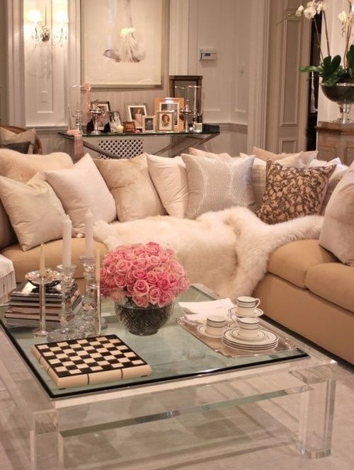 Plush Home Decor