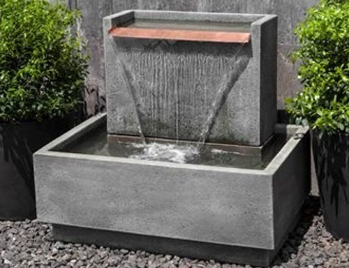 Small Wall Fountains