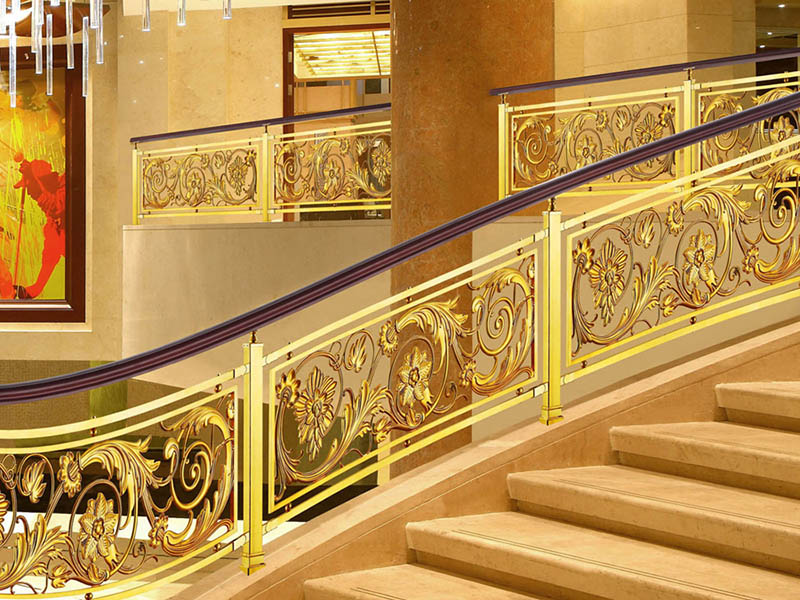Luxury Unique Railing