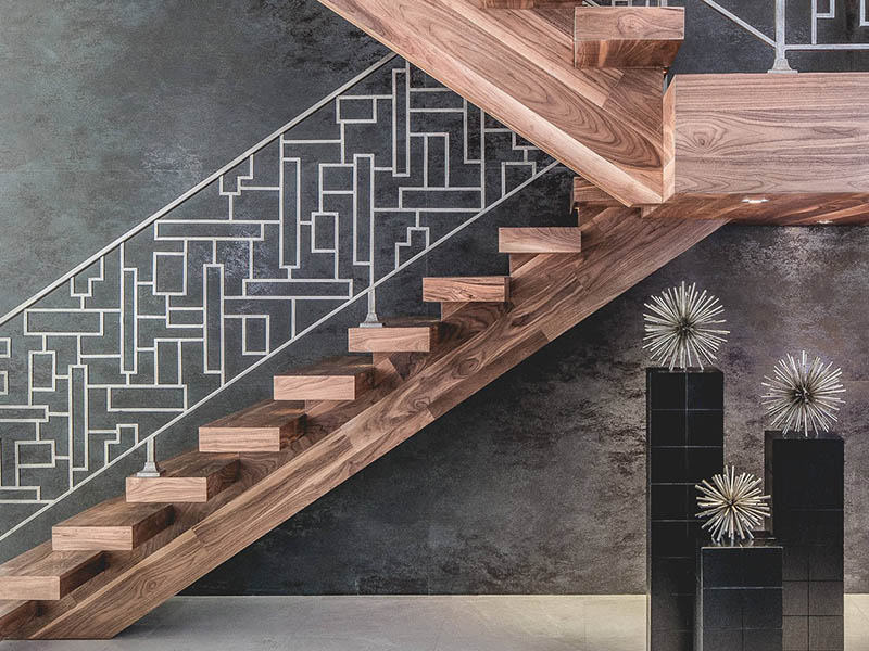 Staircase Simple Decorative Design
