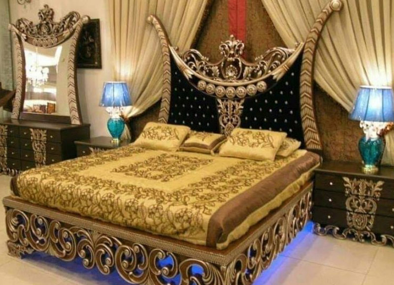 High Quality Bridal Bed Furniture Ideas