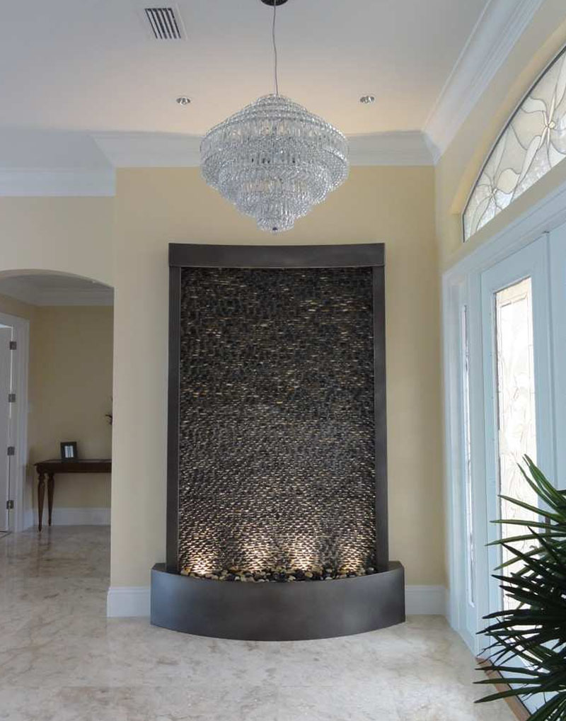 Indoor Waterfall Wall