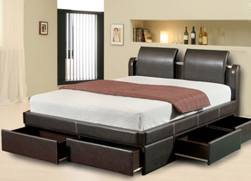 New Modern Bed Design