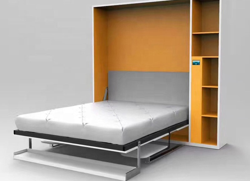 Smart Folding Bed Furniture Ideas