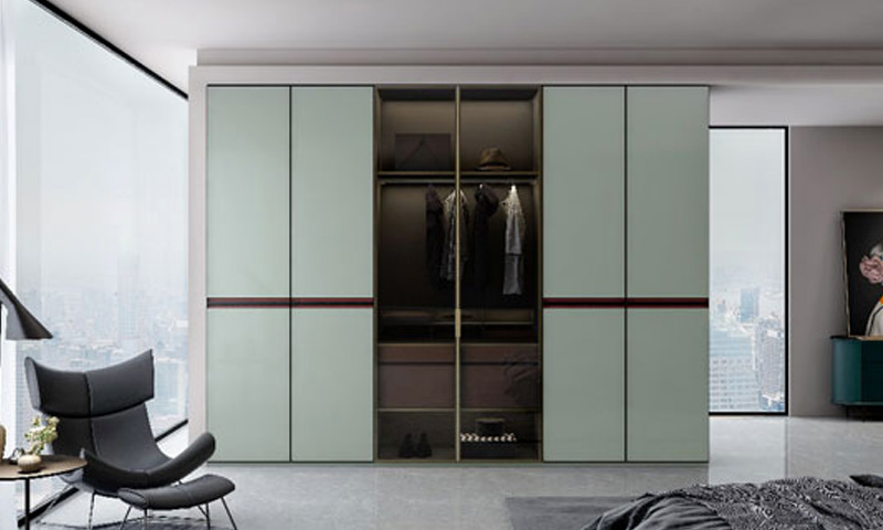 Bedroom Wardrobe Decor Ideas