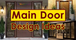 Modern Main Door Design Ideas