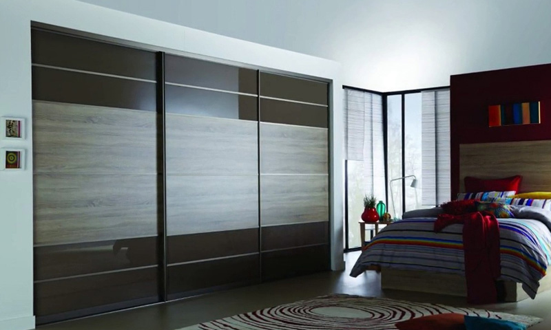 Sliding Wardrobe for Bedroom