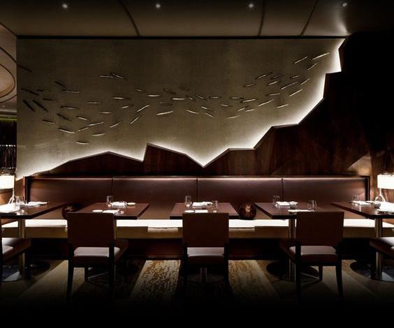 Nobu restaurant idea