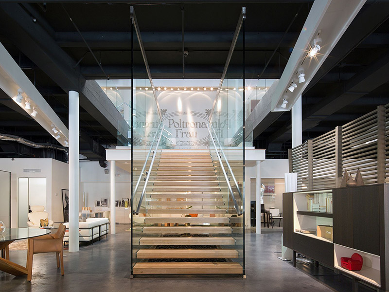 Commercial Staircase Design