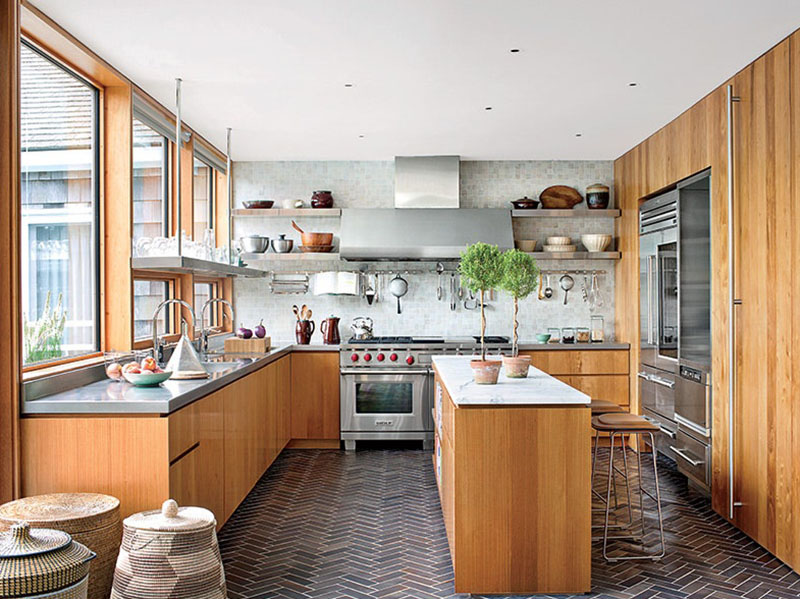 Kitchen Cupbord And Cabin Latest Wood Design