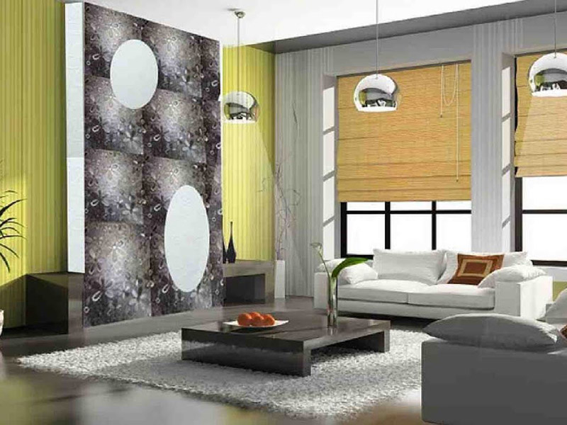 Living Room Wall Tiles Beautiful Design