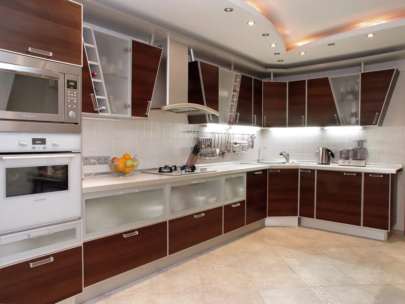 Modern Beautifull Kitchen Cabinet