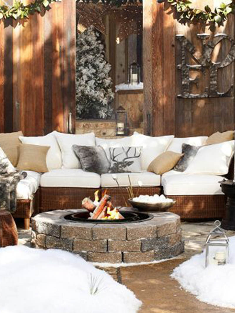 Most Beautiful Luxurious Fire Pit