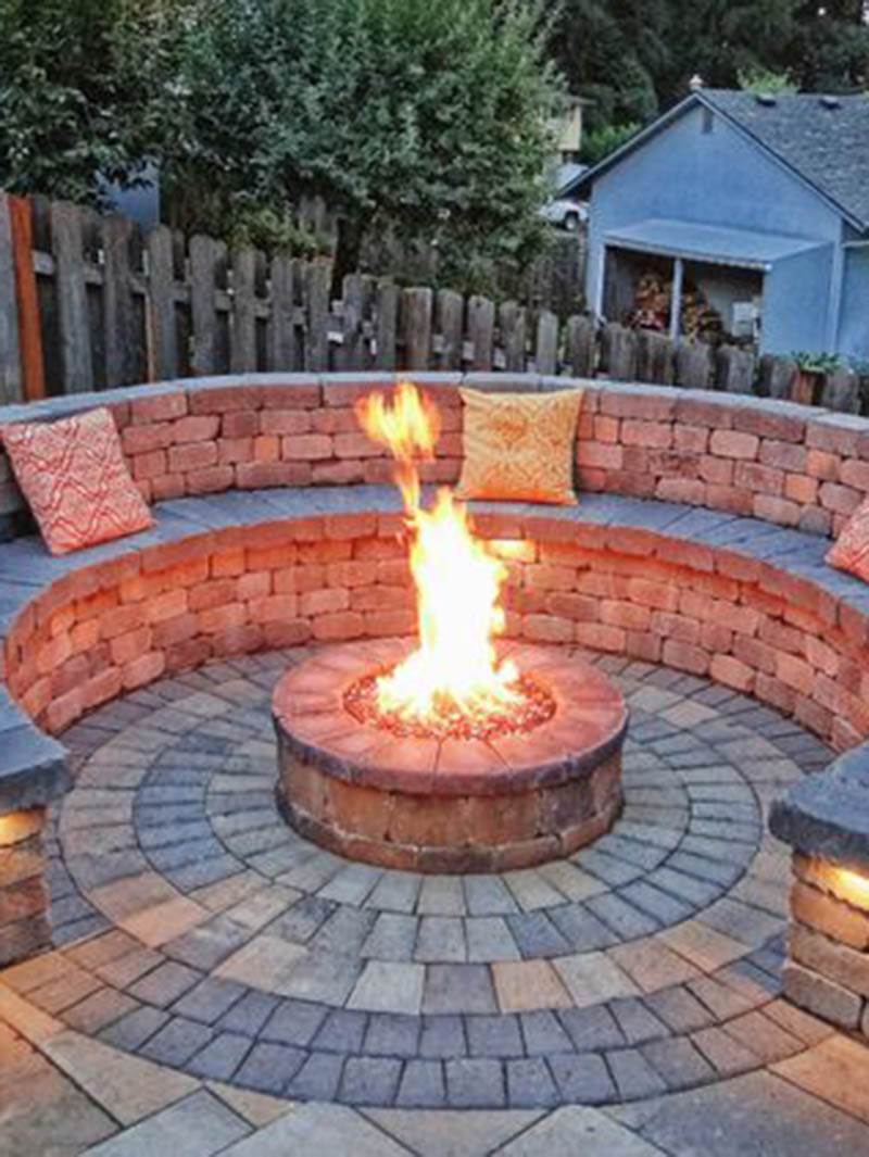 Most Luxurious Outdoor Fire Pit