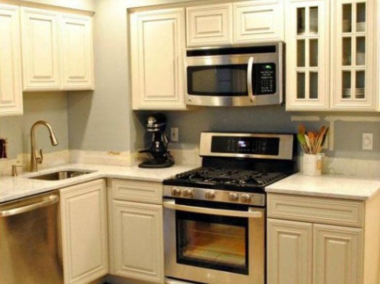 Small Beautifull Kitchen Cabinet