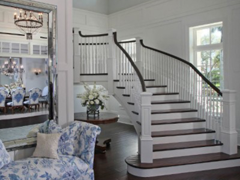 Stair Hall Style