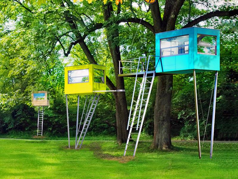 Tiny Tree House