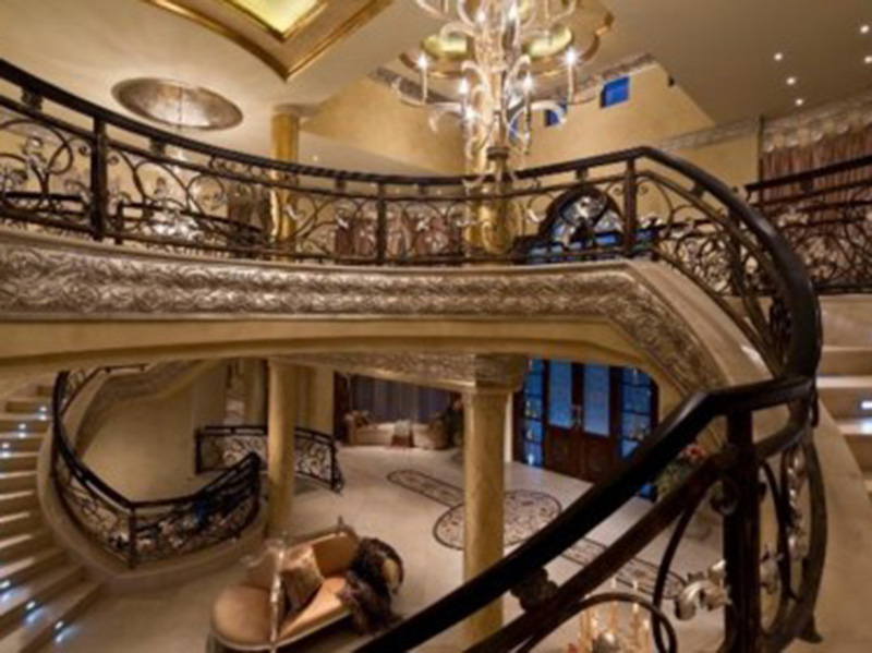 Traditional Stair Hall Design