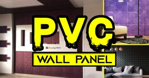 PVC Wall Panel Design Ideas