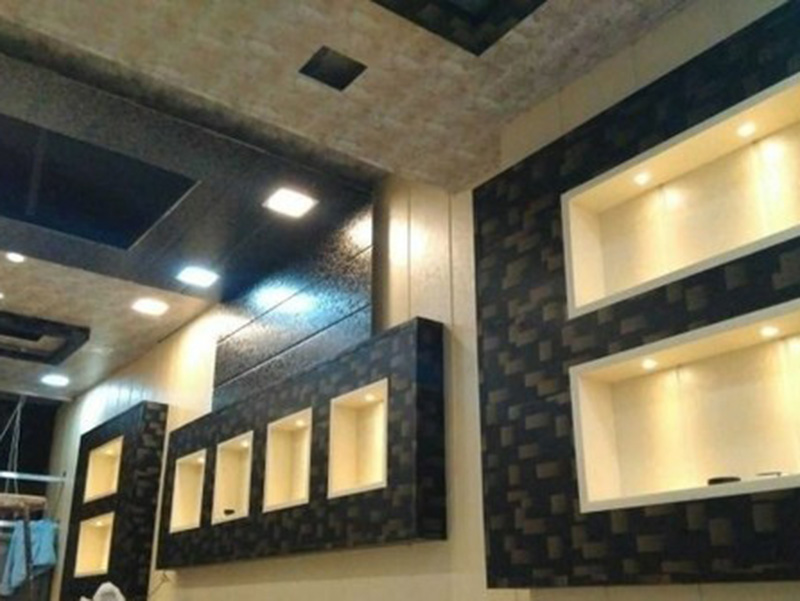 Pvc Wall And Ceiling Design