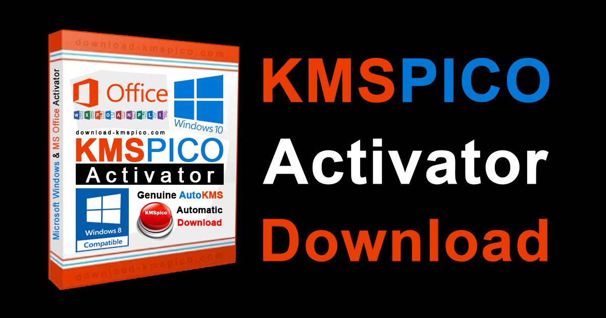 KMSpico Activator Download